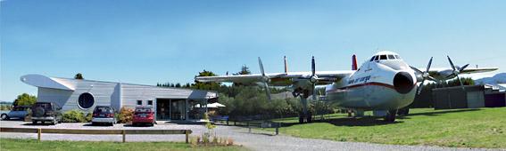 Argosy Restaurant  & Plane